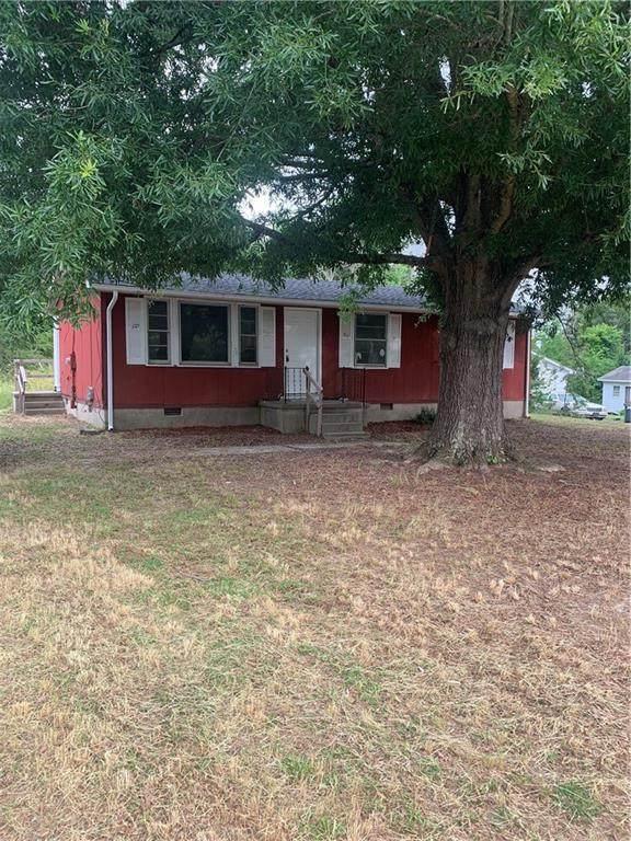 245 7th Street, Yanceyville, NC 27379 (#118654) :: The Jim Allen Group