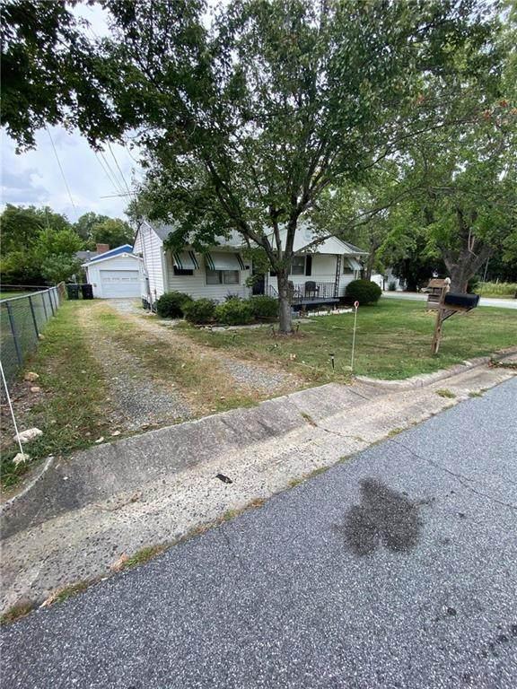 414 Chestnut Street, Burlington, NC 27217 (MLS #119931) :: Witherspoon Realty