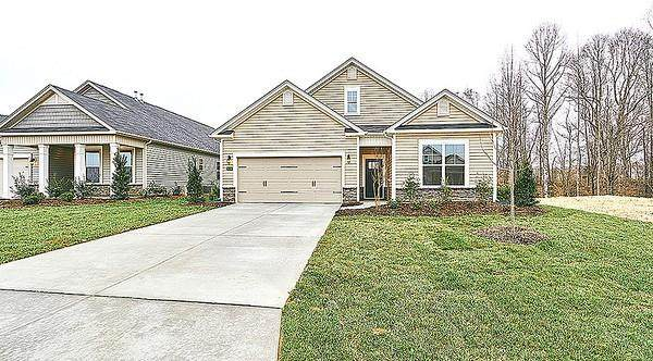 3646 Alcorn Ridge Trace #19, Whitsett, NC 27377 (MLS #120152) :: Witherspoon Realty