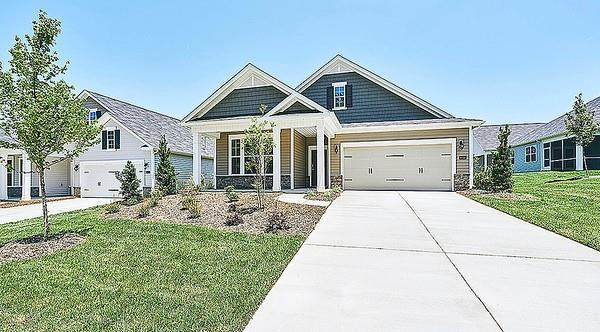 3674 Alcorn Ridge Trace #24, Whitsett, NC 27377 (MLS #120155) :: Witherspoon Realty