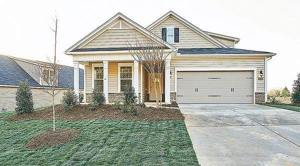 3651 Alcorn Ridge Trace #36, Whitsett, NC 27377 (MLS #120169) :: Witherspoon Realty