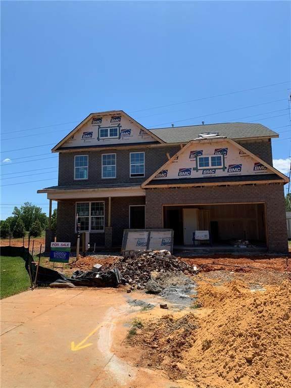 1280 Stone Gables Drive Lot 44, Elon, NC 27244 (MLS #108590) :: Nanette & Co.
