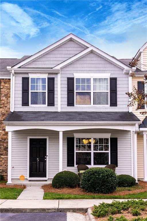 5 Arbor Hill Place, Mcleansville, NC 27301 (MLS #116961) :: Nanette & Co.