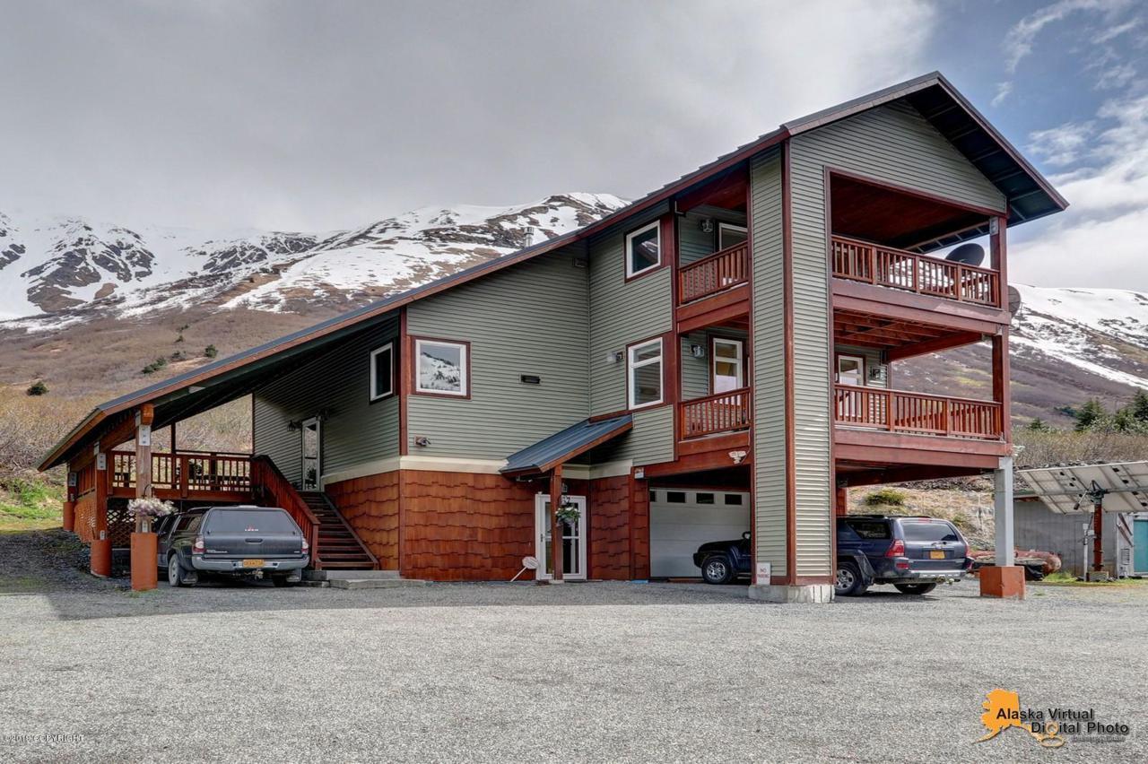 191 Gold Claim Drive, Girdwood, AK 99587 (MLS #19-8001) :: RMG Real Estate  Network   Keller Williams Realty Alaska Group