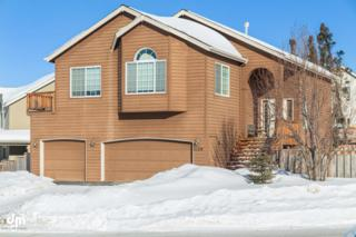 5139 Wood Hall Drive, Anchorage, AK 99516 (MLS #17-2766) :: Team Dimmick