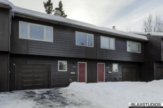 2012 Stonegate Circle #107, Anchorage, AK 99515 (MLS #17-3344) :: Team Dimmick
