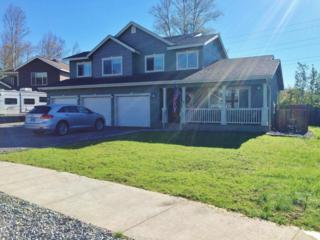 13283 Rosser Drive, Eagle River, AK 99577 (MLS #17-4001) :: Team Dimmick