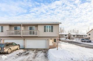 708 Blackburn Court #10, Anchorage, AK 99518 (MLS #17-4204) :: Team Dimmick