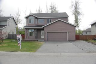 16526 Baird Circle, Eagle River, AK 99577 (MLS #17-7843) :: Team Dimmick