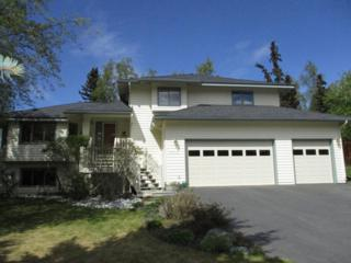 10938 Suneagle Circle, Eagle River, AK 99577 (MLS #17-8094) :: Foundations Real Estate Experts