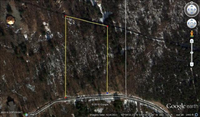L7 Rand Avenue, Indian, AK 99540 (MLS #16-12315) :: Northern Edge Real Estate, LLC