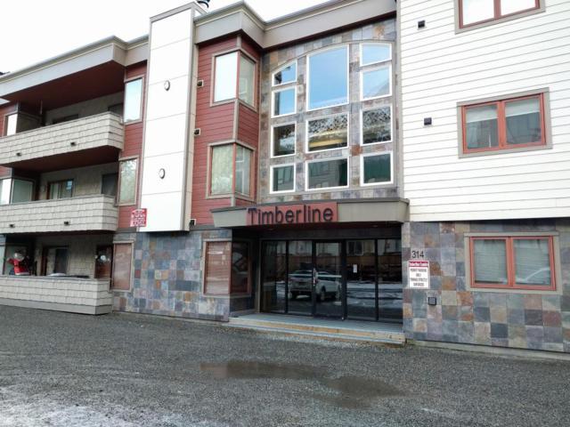 314 Crystal Mountain Road #101, Girdwood, AK 99587 (MLS #16-14168) :: Northern Edge Real Estate, LLC