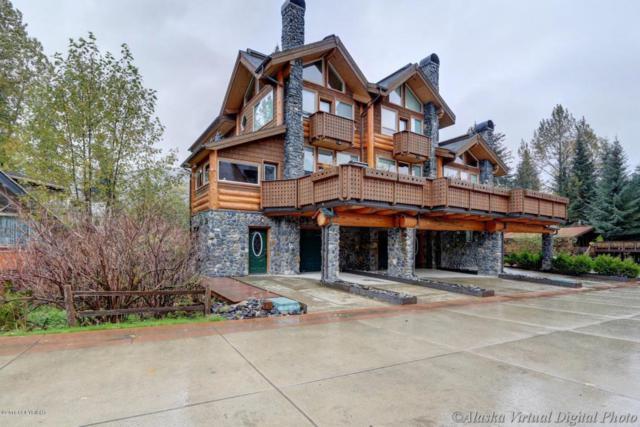 125 Garmisch Road #125, Girdwood, AK 99587 (MLS #16-15783) :: Core Real Estate Group