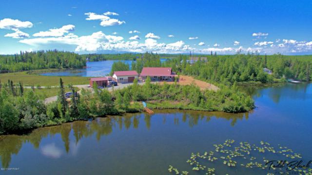 985 S Lazy Lake Drive, Big Lake, AK 99623 (MLS #17-10207) :: RMG Real Estate Experts