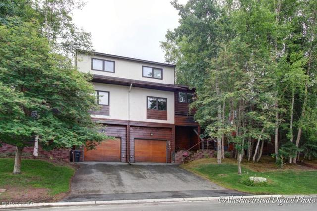 6750 Lunar Drive D-2, Anchorage, AK 99504 (MLS #17-10306) :: Northern Edge Real Estate, LLC