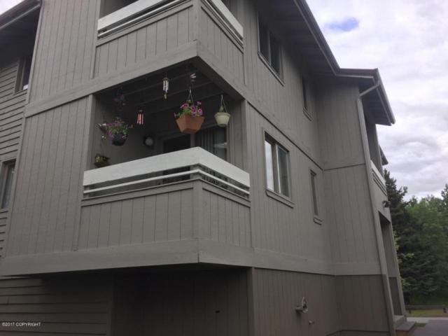 2740 E 42nd Street #B103, Anchorage, AK 99508 (MLS #17-10718) :: Team Dimmick