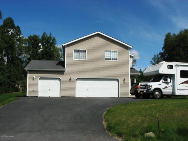191 W Canterbury Drive, Wasilla, AK 99654 (MLS #17-10723) :: Team Dimmick