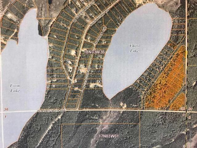 1863 N Dawn Road, Houston, AK 99694 (MLS #17-10848) :: Real Estate eXchange