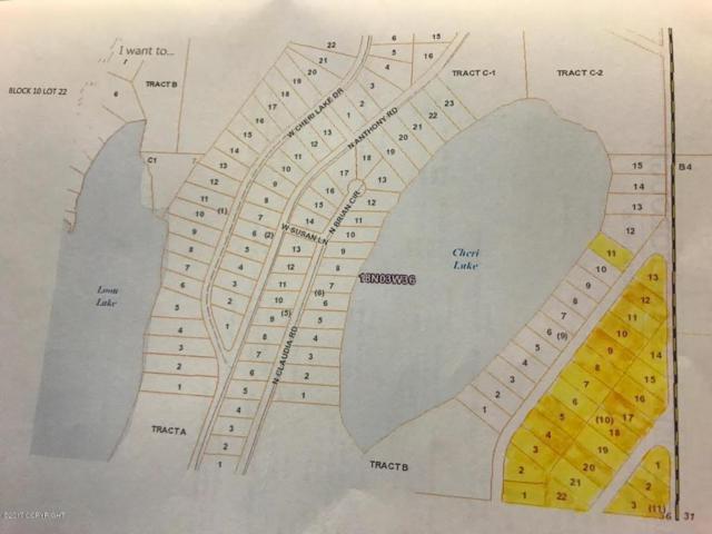 1802 N Louise Lane, Houston, AK 99694 (MLS #17-10849) :: Real Estate eXchange