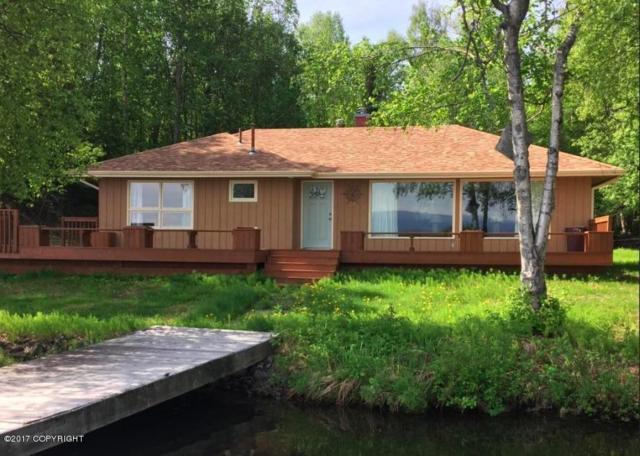 Lot 27 Long Island, Big Lake, AK 99652 (MLS #17-11048) :: Real Estate eXchange