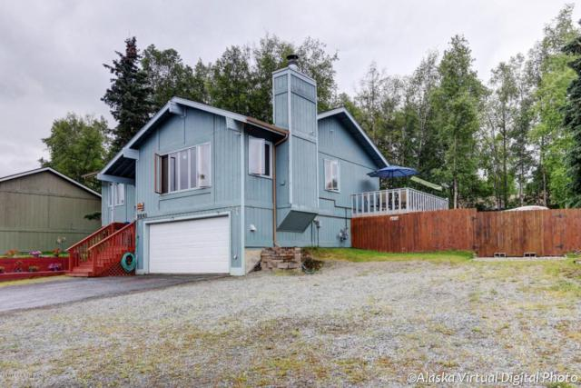 9841 Dinaaka Drive, Eagle River, AK 99577 (MLS #17-12670) :: Real Estate eXchange