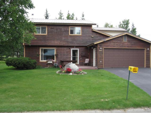 975 W Edinborough Drive, Palmer, AK 99645 (MLS #17-12672) :: Real Estate eXchange