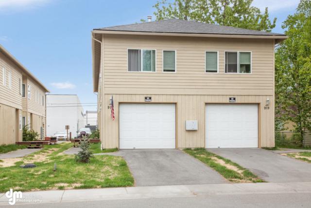 917 Nelchina Street #A, Anchorage, AK 99501 (MLS #17-12784) :: Team Dimmick