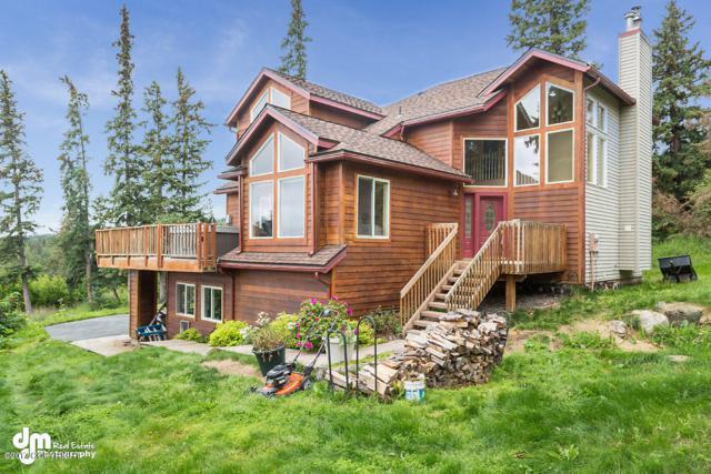 19100 Pine Ridge Circle, Anchorage, AK 99516 (MLS #17-13162) :: Team Dimmick