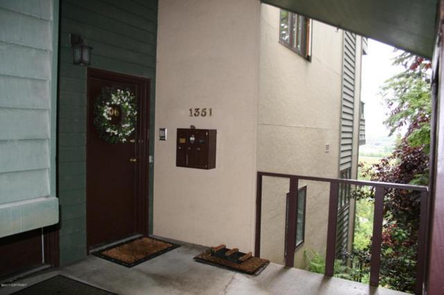 1351 Hillcrest Drive #106, Anchorage, AK 99503 (MLS #17-13955) :: Northern Edge Real Estate, LLC