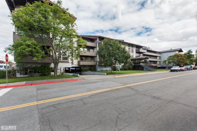 221 E 7th Avenue #109, Anchorage, AK 99501 (MLS #17-14322) :: Team Dimmick
