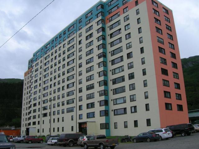 100 Kenai Street #208, Whittier, AK 99693 (MLS #17-14534) :: RMG Real Estate Network | Keller Williams Realty Alaska Group