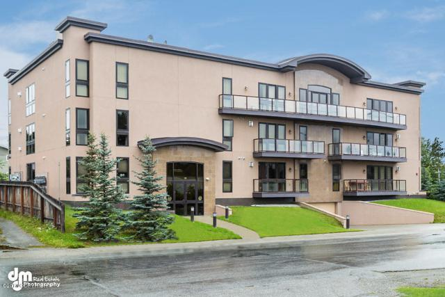 101 W 13th Avenue #204, Anchorage, AK 99501 (MLS #17-14658) :: Team Dimmick