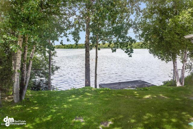 500 S Lake, Wasilla, AK 99654 (MLS #17-14690) :: Team Dimmick