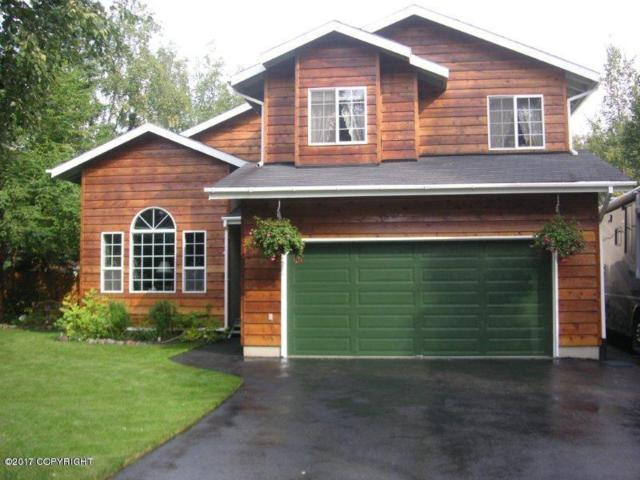 10035 Wildwood Street, Eagle River, AK 99577 (MLS #17-14749) :: Team Dimmick