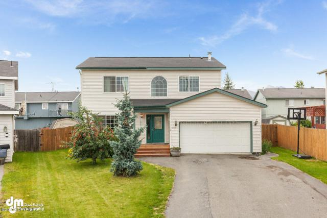 2110 Cannoneer Circle, Anchorage, AK 99507 (MLS #17-14765) :: Team Dimmick