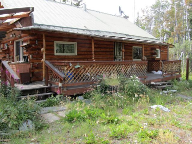 Mi 148 Richardson Highway, Delta Junction, AK 99737 (MLS #17-16162) :: Channer Realty Group