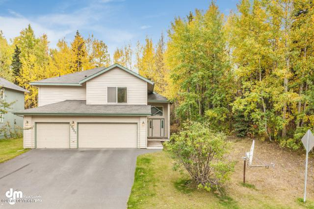 18925 Chrystal Island Drive, Eagle River, AK 99577 (MLS #17-16270) :: Real Estate eXchange