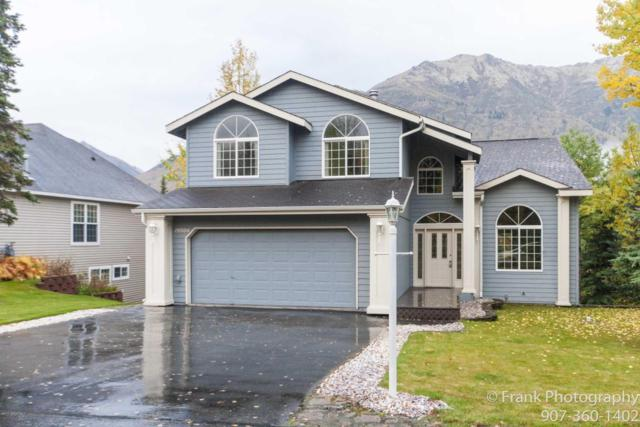 19804 Driftwood Bay Drive, Eagle River, AK 99577 (MLS #17-16441) :: Real Estate eXchange