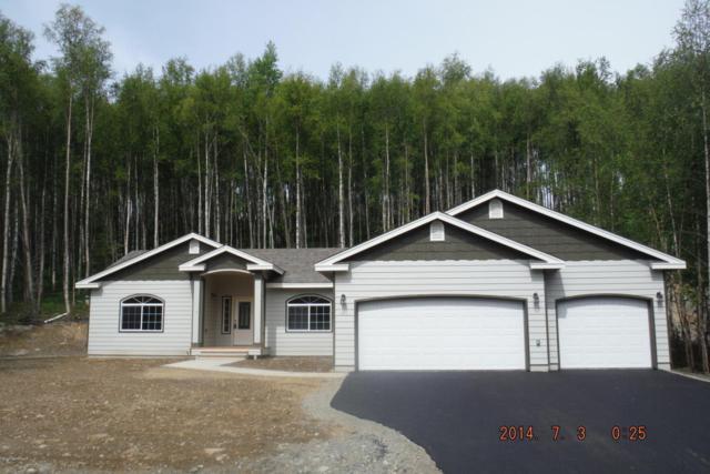 7453 E Sandstone Drive, Wasilla, AK 99654 (MLS #17-16467) :: Real Estate eXchange