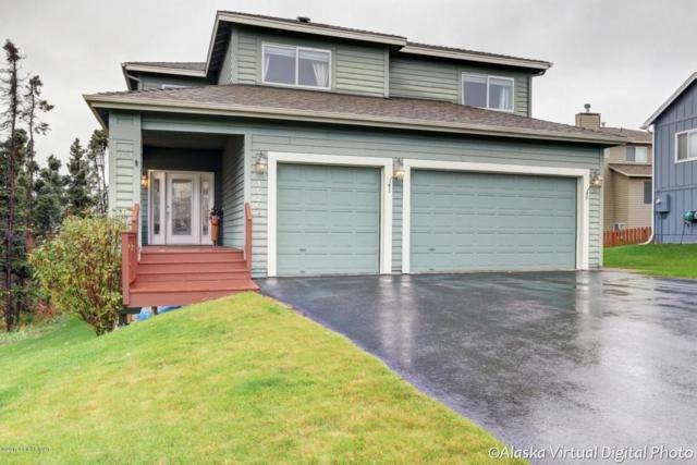 16208 Headlands Circle, Anchorage, AK 99516 (MLS #17-17076) :: Channer Realty Group