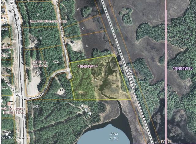 L2 N Jessie Circle, Willow, AK 99688 (MLS #17-17128) :: RMG Real Estate Experts