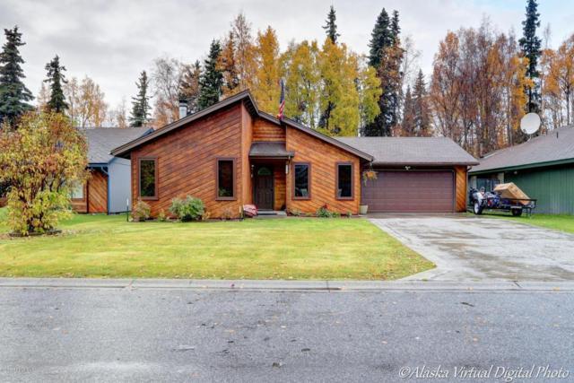 7520 Huckleberry Circle, Anchorage, AK 99502 (MLS #17-17149) :: Team Dimmick