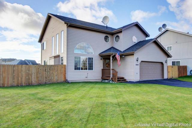 16544 Nicoli Way, Eagle River, AK 99577 (MLS #17-17207) :: Channer Realty Group
