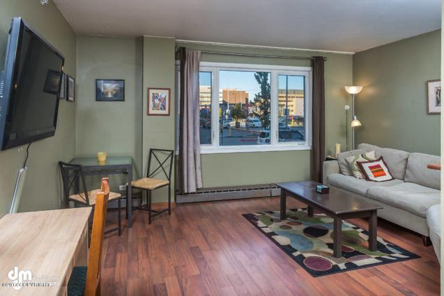 1110 W 6th Avenue #103, Anchorage, AK 99501 (MLS #17-17229) :: Channer Realty Group