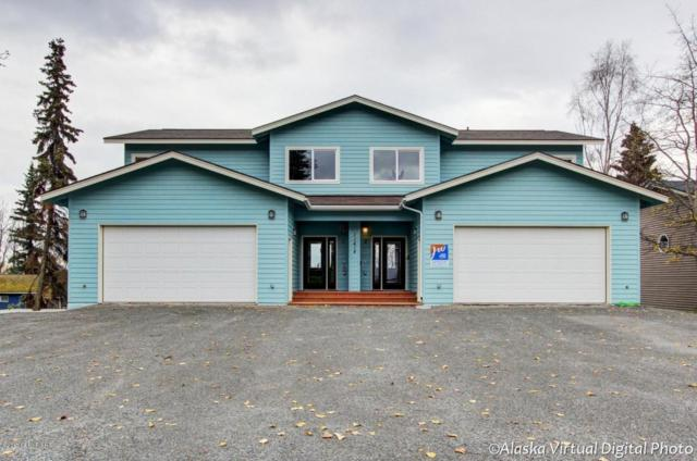 11414 Dawn Street, Eagle River, AK 99577 (MLS #17-17410) :: Channer Realty Group