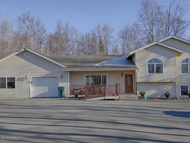 1665 N Fanciful Place, Wasilla, AK 99654 (MLS #17-17679) :: Team Dimmick