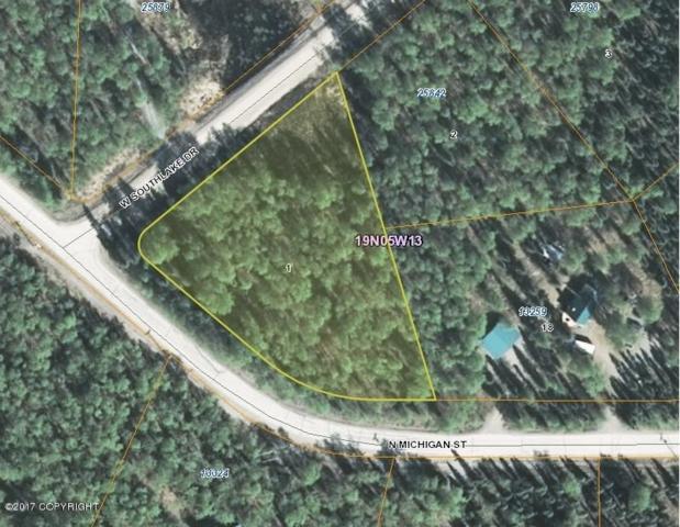 L1 B2 N Michigan Street, Willow, AK 99688 (MLS #17-17707) :: RMG Real Estate Experts