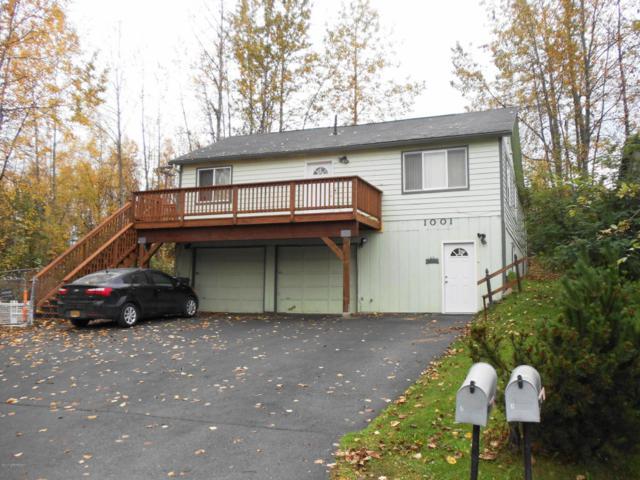 1001 Friendly Lane, Anchorage, AK 99504 (MLS #17-17802) :: RMG Real Estate Experts