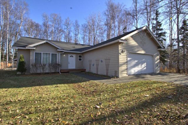 6395 S Settler's Bay Drive, Wasilla, AK 99623 (MLS #17-17900) :: Core Real Estate Group
