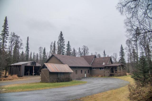 48699 Miller Loop Road, Nikiski/North Kenai, AK 99635 (MLS #17-18250) :: Channer Realty Group